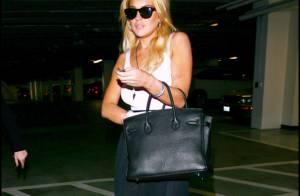 Lindsay Lohan : Pour sa première sortie, elle est radieuse !