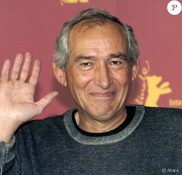 Le cinéaste français Alain Corneau, décédé le 30 août 2010, à l'âge de 67 ans.