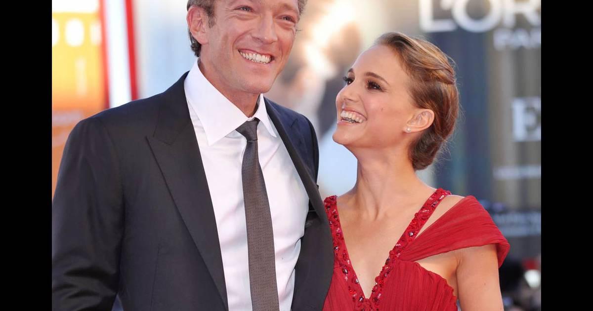 Vincent Cassel et Natalie Portman sur le tapis rouge de la ...