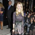 Gwyneth Paltrow se rendant à la soirée dans la boutique Stella McCartney lors de la Fashion's Night Out à Londres, le 8 septembre 2010