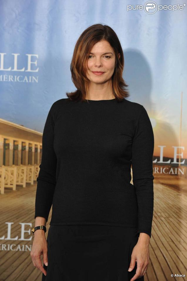 Jeanne Tripplehorn, à l'occasion de la présentation de  Morning , en salles prochainement et présenté au Festival du Film Américain de Deauville, le 10 septembre 2010.