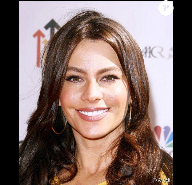 Sofia Vergara était, elle aussi, de la partie pour le Stand up  2 Cancer, ce vendredi 10 septembre.