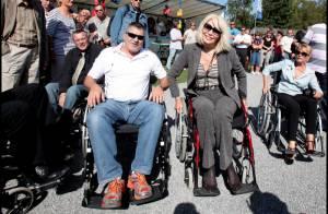 Amanda Lear, Jean-Marie Bigard et Francis Lalanne : Confrontés à la vie en fauteuil roulant...