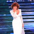 Sophia Loren lors de l'élection de Miss Italie. 13/09/2010