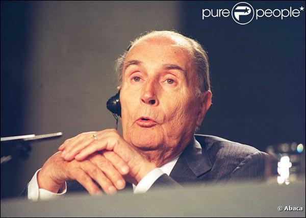 François Mitterrand incarné par Fabrice Luchini dans l'adaptation du  Dernier Mort de Mitterrand  ?