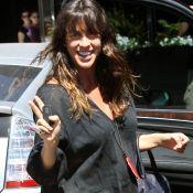 Alanis Morissette : Une future maman radieuse !