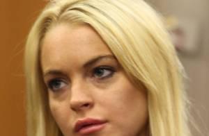 Lindsay Lohan, positive à la cocaïne lors d'un contrôle, risque 30 jours de prison...