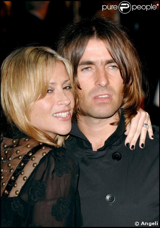Liam Gallagher et Nicole Appleton