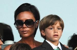 Romeo Beckham : Il suit les traces mode de sa célèbre maman Victoria !