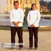 Un dîner presque parfait - combat des régions : Coralie et Reynald en finale après avoir visité le château de Versailles et Disney !