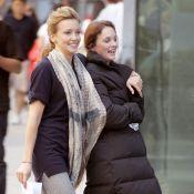Gossip Girl : Leighton Meester et Katie Cassidy ultra complices face à une Blake Lively tout en élégance !