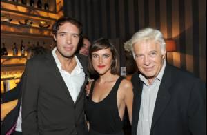Guy Bedos : Un père comblé avec son fils Nicolas pour soutenir sa chanteuse de fille !