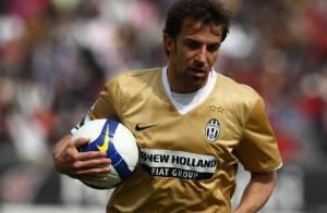 Alessandro Del Piero : Un troisième enfant pour l'attaquant de la Juventus !