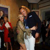 Kylie Minogue, Italienne de passage, fait de l'ombre aux mannequins...