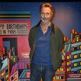 Thierry Lhermitte lors de la soirée Fast Retailing à Paris le 30/09/10
