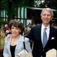 Jean-Claude Narcy et son épouse Fabienne