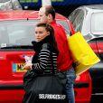 Wayne Rooney et son épouse Coleen