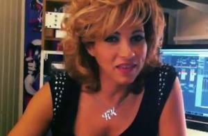 Ysa Ferrer : Regardez son message de soutien aux homosexuels dans la tourmente !