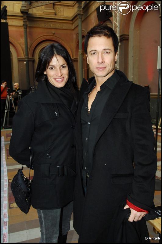 Stéphane Rousseau et Maud Saint-Germain en 2006