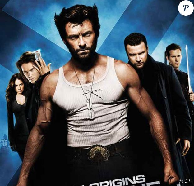 Des images de Wolverine, sorti en 2009.