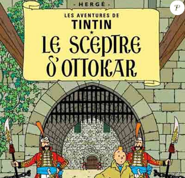 Tintin fait toujours recette en ventes aux enchères... Une double planche à l'encre de Chine pour l'album Le Sceptre d'Ottokar était la pièce phare d'une vente, chez Artcurial Paris, le 9 octobre 2010