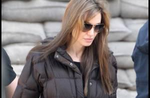 Angelina Jolie : Son premier film bien compromis !