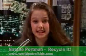 Natalie Portman, adorable à l'âge de 11 ans, dans son premier clip !
