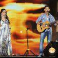 Concert pour la tolérance à Agadir, le 16 octobre 2010 : Kenza Farah et Younes