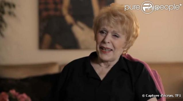 Sylvie Joly se confie à Thierry Demaizière pour  Sept à huit , le 17 octobre 2010