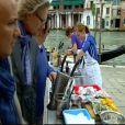 Cuisine à Venise... avec les gondoles au loin ! (prime du 21 octobre 2010)