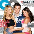 Dianna Agron, Cory Monteith et Lea Michele, les stars de Glee en une de GQ