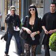 Même la nouvelle reine des charts, Katy Perry, a cédé à la folie du collants en dentelle !