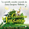 Chantons La Fontaine  se joue jusqu'au 29 décembre au Jardin d'Acclimatation (Paris).