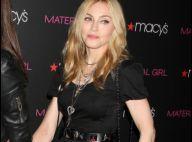 Madonna : Amateurs de corps bodybuildés, la chanteuse va vous faire transpirer !