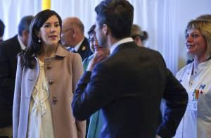 Mary de Danemark, en attendant les jumeaux, met un pied dans l'enfer afghan...