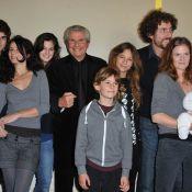 Claude Lelouch honoré devant Liane Foly, Laurent Gerra et toute sa famille !