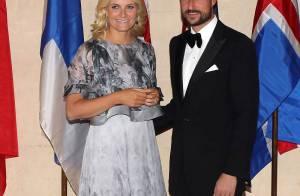 Mette-Marit et Haakon de Norvège : Une dernière danse et puis s'en vont !