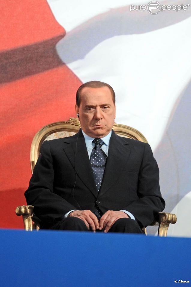 Sivio Berlusconi au coeur d'un nouveau scandale qui risque de lui coûter très cher...