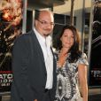 Anthony E. Zuiker et sa femme