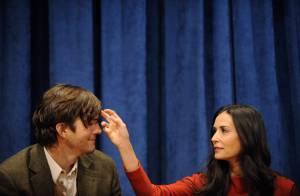 Demi Moore et Ashton Kutcher : Entre 2 regards amoureux, des propos déterminés !