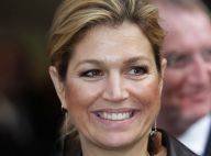 Quand la princesse Maxima des Pays-Bas la joue cuir !
