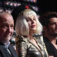 Arielle Dombasle dans le show tv  Les Stars se dépassent pour ELA , le 13 novembre 2010 à Paris