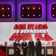 Le show tv  Les Stars se dépassent pour ELA , le 13 novembre 2010 à Paris