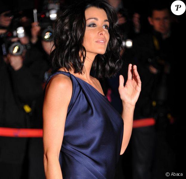 Jenifer lors des NRJ Music Awards le 22 janvier 2011 à Cannes