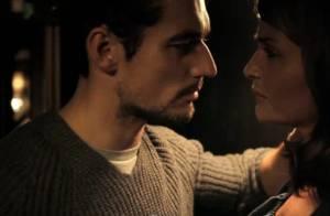 Helena Christensen : Découvrez-la tomber éperdument amoureuse d'un beau gosse !