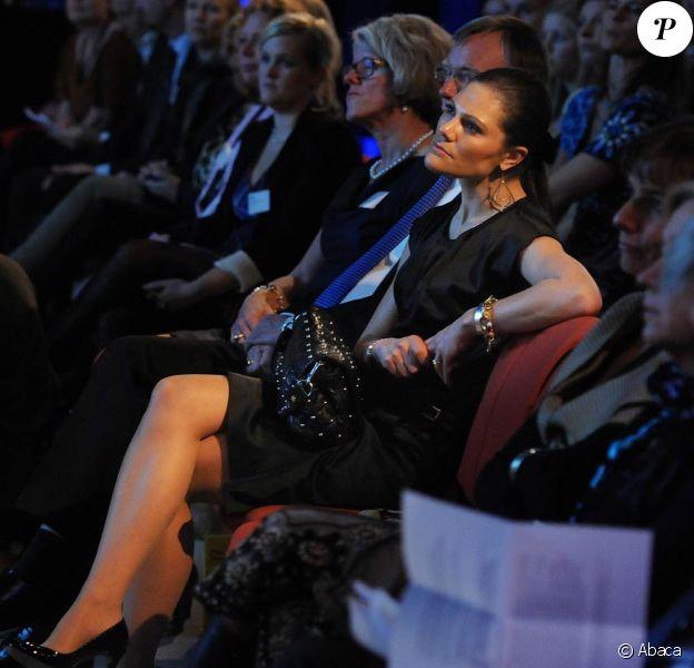 Mercredi 17 novembre 2010, Victoria de Suède remettait le Göteborg Award à deux océanographes.