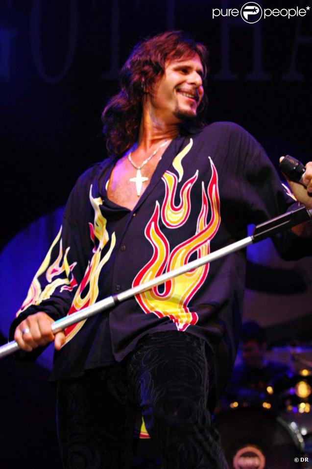Steve Lee du groupe Gotthard tué le 5 octobre 2010 près de Las Vegas