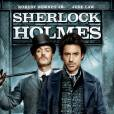 La bande-annonce de  Sherlock Holmes , sorti en février 2010.