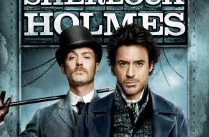 Sherlock Holmes 2 : Robert Downey Jr, Jude Law, Noomi Rapace... première image !