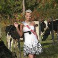 Marjory Zahydko sera la Miss Alsace 2011 de Geneviève de Fontenay